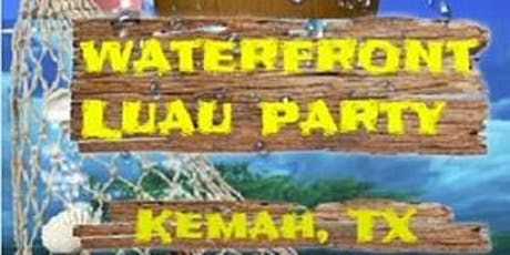 Waterfront Luau Party tickets