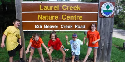 PD Day Camps at Laurel Creek Nature Centre 2019