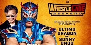 Ultimo Dragon & Sonny Onoo Combo/WrestleCade FanFest