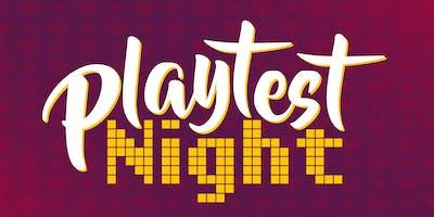 December Playtest Night