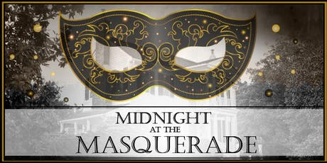 Midnight at the Masquerade - A Masquerade Murder Mystery Dinner  tickets