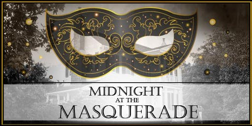 Midnight at the Masquerade - A Masquerade Murder Mystery Dinner