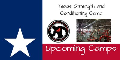 Texas Youth Sports League: Texas Strength and Conditioning Camp
