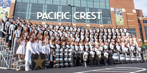 2019 Pacific Crest Audition And Experience Weekend