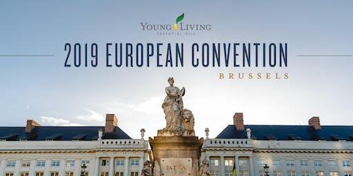 2019 European Convention - Brussels