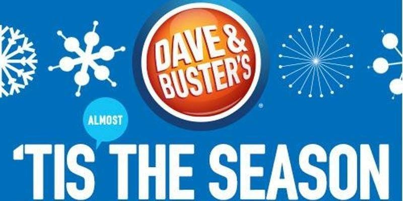 Dave & Buster's St. Louis Holiday Sneak Peek!