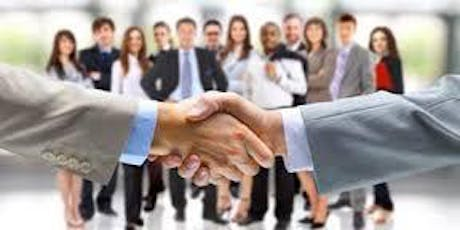 Business Networking and Referrals - BNI Shady Valley tickets