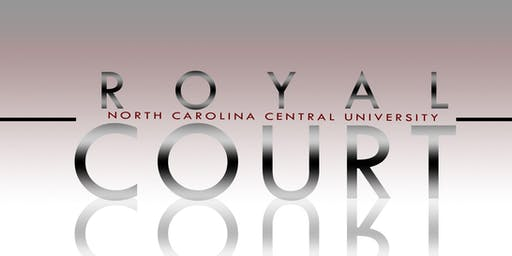 Mister and Miss NCCU Coronation: Club & Organization Registration 2019
