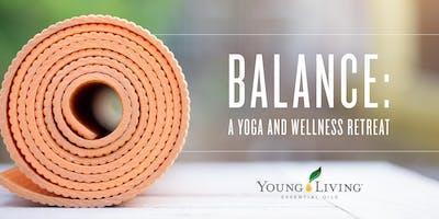 Balance: A Yoga and Wellness Retreat 2019
