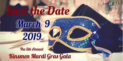 The 5th Annual Lethbridge Kinsmen Mardi Gras Gala