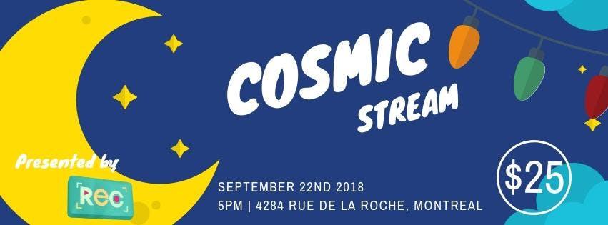 Cosmic Stream