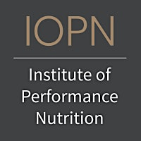 The Institute of Performance Nutrition logo