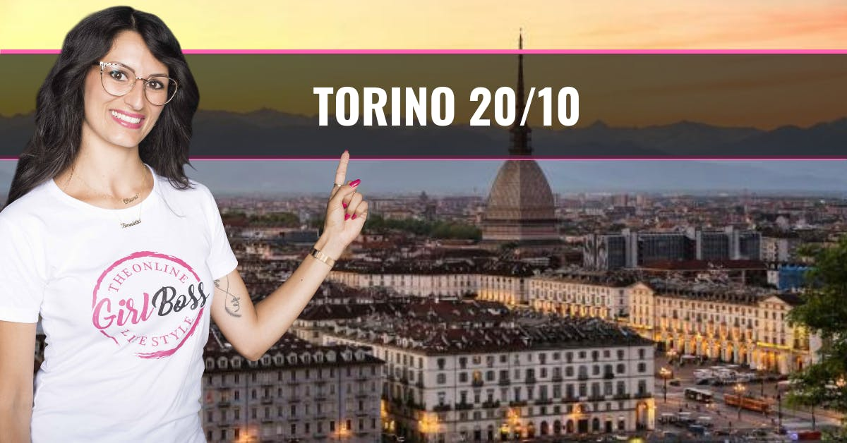 Become An Expert Online - Workshop Torino