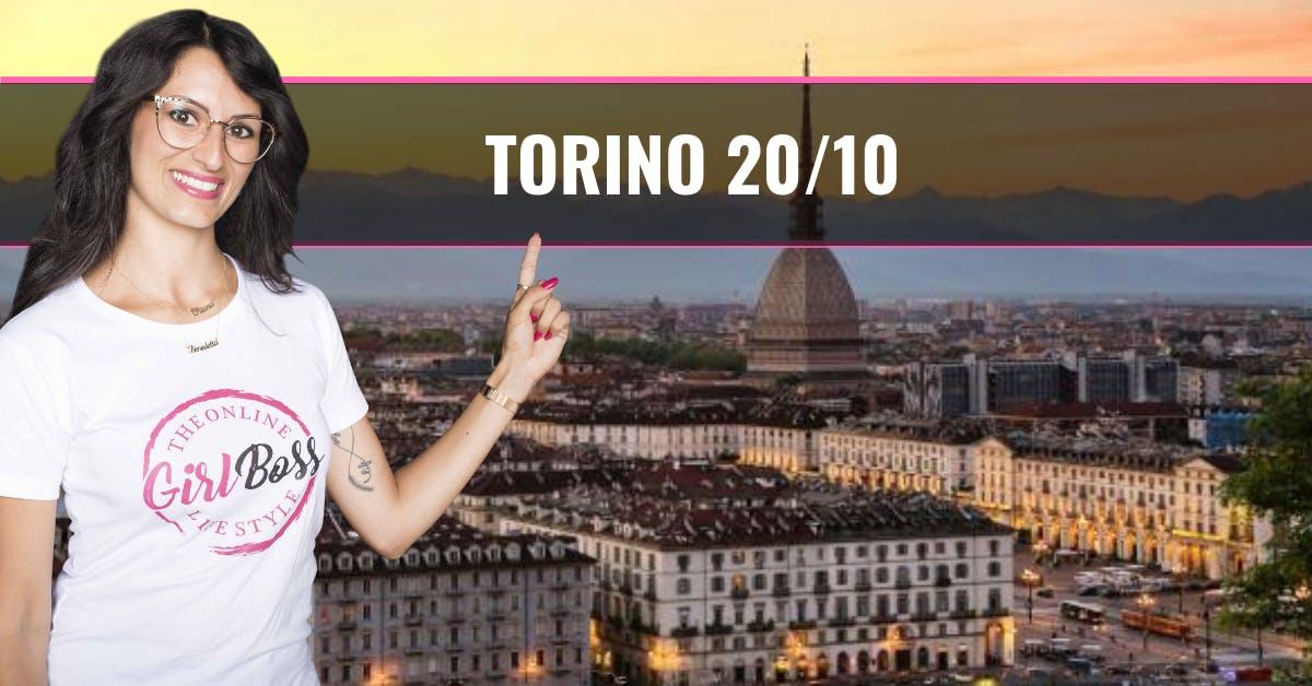Become An Expert Online - Workshop Torino