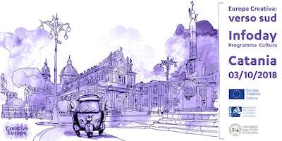Europa Creativa verso sud.  Infoday sul Programma Cultura: