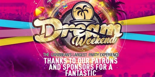 DREAM WEEKEND 2019