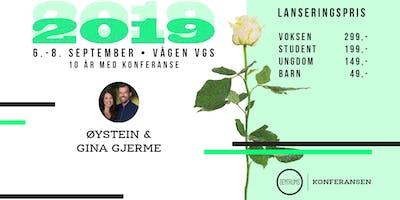Sentrumskonferansen 2019