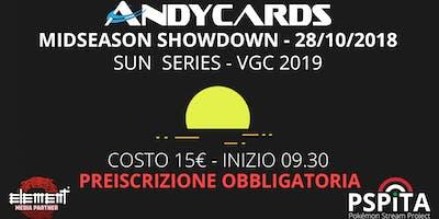 Midseason Showdown Andycards - Sun Series - Ravenna VGC 2019
