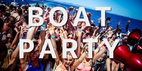 BOAT PARTY tickets