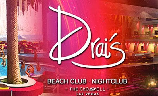 Drais Nightclub - Vegas Guest List - 8/6
