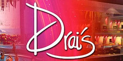 Drais Nightclub - Vegas Guest List - 8/6