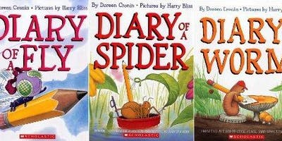 Sensory Friendly Diary of a Worm, Spider and Fly