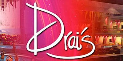 Drais Nightclub - Vegas Guest List - 10/8