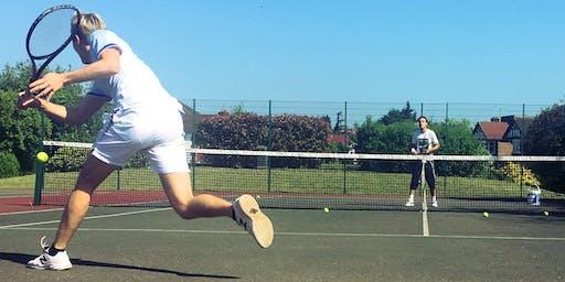 Strike Tennis Xpress - Beginners Tennis Course