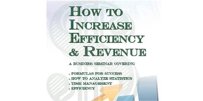 How to Increase Efficiency and Money
