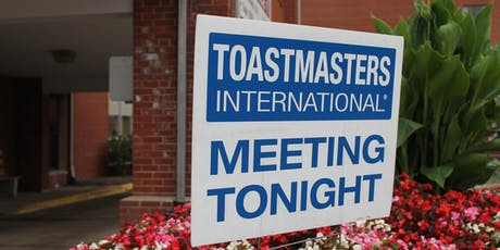 Cuyahoga Falls Toastmasters tickets