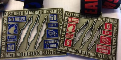 EAMS The Beast In The East 6 Hour and 50 Miles  Challenge