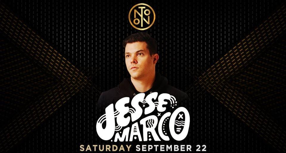 Jesse Marco @ NOTO Philly Sept 22