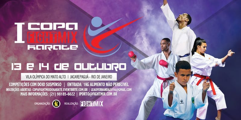Copa FightMix de Karate