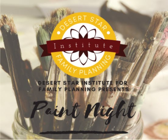 Paint Night - A Fundraiser