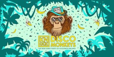 Knock Disco Monkeys
