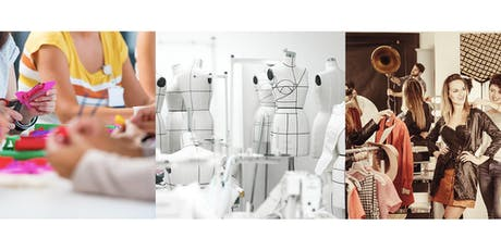 7-Day Fashion Design Summer Class for Teens (WAITLIST) tickets
