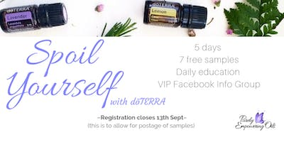 SpOIL Yourself with doTERRA