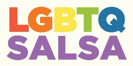 LGBTQ Salsa tickets