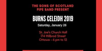 Burns Celeidh 2019