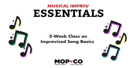 Musical Improv Essentials  tickets