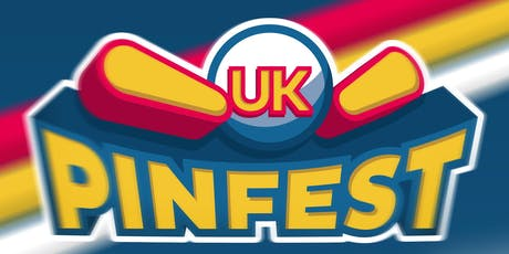 UK Pinfest 2019 - Daventry 23rd, 24th, & 25th August 2019 tickets