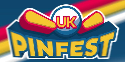 UK Pinfest 2019 - Daventry 23rd, 24th, & 25th August 2019