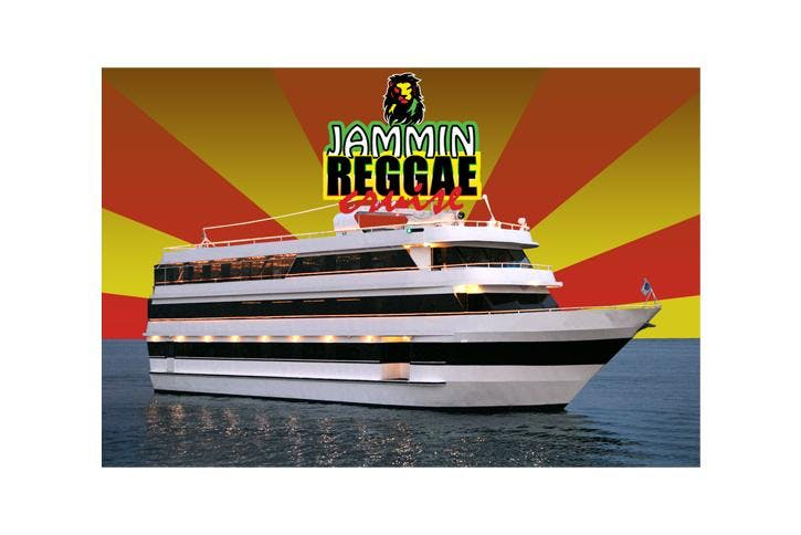 Jammin Reggae Cruise - Marina Del Rey, CA 11/