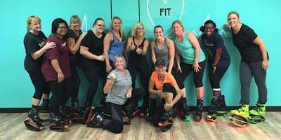 Rebound Boot Fitness at DeAnna's Workout World