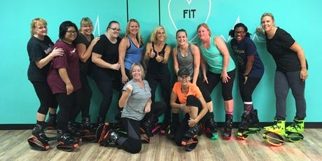 Rebound Boot Fitness at DeAnna's Workout World tickets