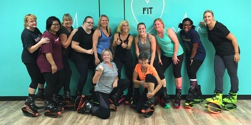 Rebound Boot Fitness at DeAnna's Workout World