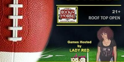 Monday Night Football - Hosted By Lady Red