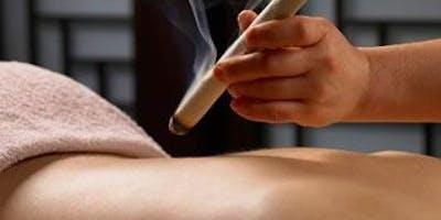 """Massaggio del """"calore"""": Moe Kusa"""