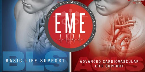 BLS/ACLS Re-certification Course (Cascade Valley Hospital)
