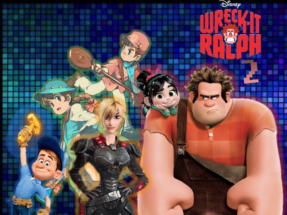 Teen Board Movie Screening: Wreck It Ralph 2